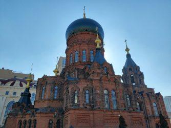 哈尔滨-圣索菲亚教堂
