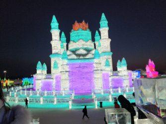 哈尔滨-冰雕